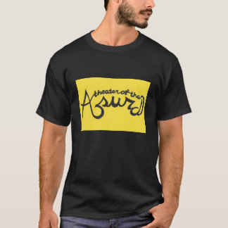 Teatro de la camiseta absurda del logotipo