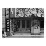 Teatro de la libertad en New Orleans, 1935 Tarjeta