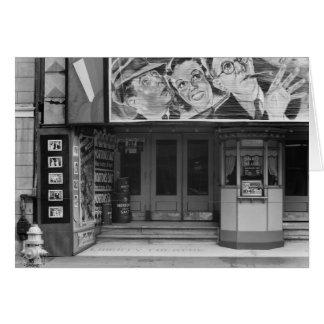 Teatro de la libertad en New Orleans, 1935 Tarjeta De Felicitación