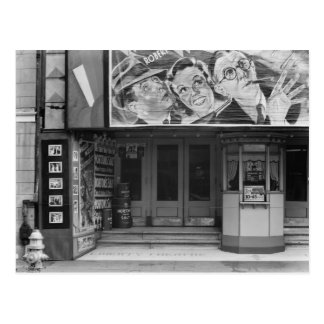 Teatro de la libertad en New Orleans, 1935 Tarjetas Postales