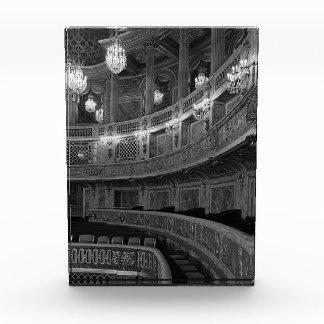 Teatro de la ópera 1970 de Versalles del palacio d