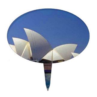 Teatro de la ópera Australia de Sydney Decoración Para Tarta