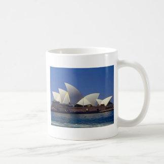 Teatro de la ópera Australia de Sydney Tazas