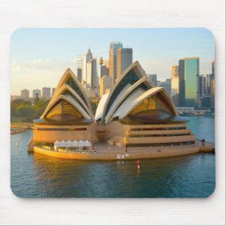 Teatro de la ópera Australia del cojín de ratón el Mousepad
