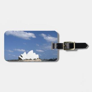 Teatro de la ópera de Australia Sydney Etiquetas De Maletas