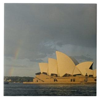Teatro de la ópera de Australia, Sydney, Sydney, Azulejo Cuadrado Grande