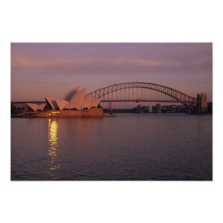 Teatro de la ópera de Australia Sydney Sydney co Impresiones
