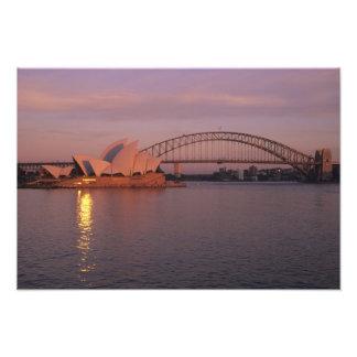 Teatro de la ópera de Australia, Sydney, Sydney co Impresion Fotografica