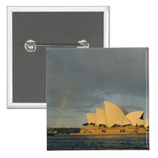 Teatro de la ópera de Australia, Sydney, Sydney, Pin Cuadrada 5 Cm