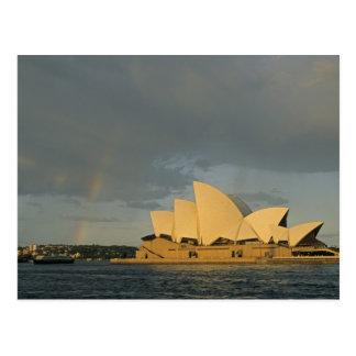 Teatro de la ópera de Australia, Sydney, Sydney, Tarjeta Postal