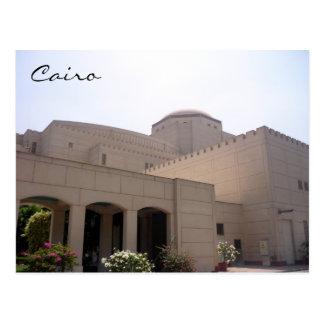 teatro de la ópera de El Cairo Postal
