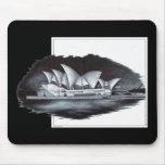 Teatro de la ópera de Sydney Alfombrillas De Ratón