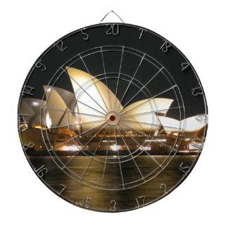 Teatro de la ópera de Sydney, Australia Tablero Dardos