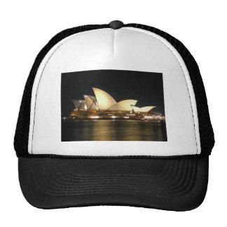 Teatro de la ópera de Sydney, Australia Gorros Bordados