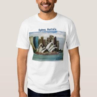 Teatro de la ópera de Sydney, Australia Polera