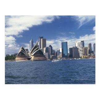 Teatro de la ópera de Sydney, Australia Postal