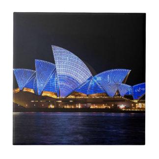 Teatro de la ópera de Sydney Azulejos Cerámicos