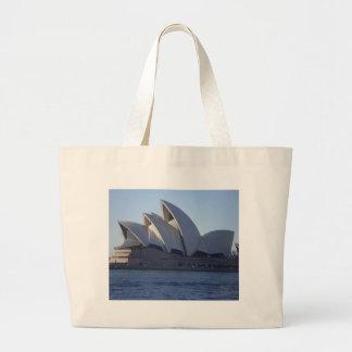 Teatro de la ópera de Sydney Bolsa Tela Grande