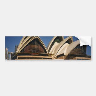 Teatro de la ópera de Sydney Etiqueta De Parachoque