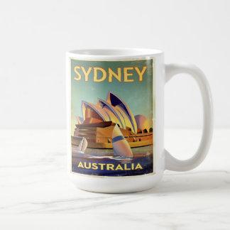 Teatro de la ópera de Sydney del puerto Taza Clásica
