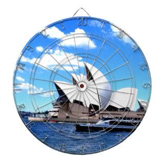 teatro de la ópera de Sydney Tablero Dardos