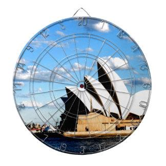 teatro de la ópera de Sydney Tablero De Dardos
