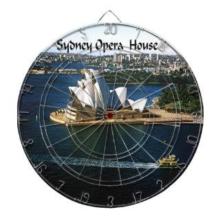 Teatro de la ópera de Sydney Tabla Dardos