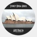 Teatro de la ópera de Sydney Etiqueta Redonda
