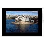 Teatro de la ópera de Sydney Felicitacion