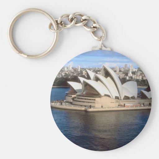Teatro de la ópera de Sydney Llavero Personalizado