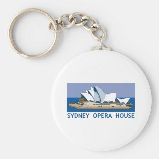 Teatro de la ópera de Sydney Llaveros