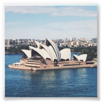 Teatro de la ópera de Sydney mini Cojinete