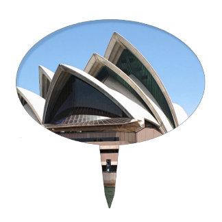 Teatro de la ópera de Sydney, Nuevo Gales del Sur, Figuras Para Tartas