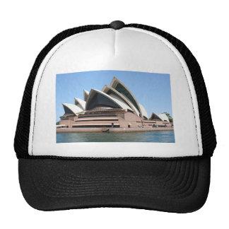 Teatro de la ópera de Sydney, Nuevo Gales del Sur, Gorros