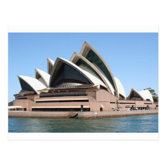 Teatro de la ópera de Sydney, Nuevo Gales del Sur, Tarjeta Postal