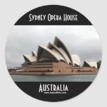 Teatro de la ópera de Sydney Pegatina