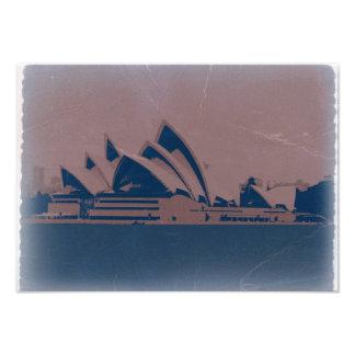 Teatro de la ópera de Sydney Impresiones Fotográficas
