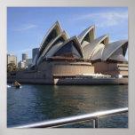 Teatro de la ópera de Sydney Poster