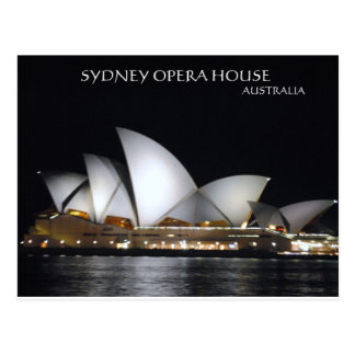 Teatro de la ópera de Sydney Postales