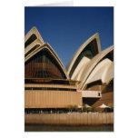 Teatro de la ópera de Sydney Tarjetas