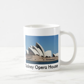 Teatro de la ópera de Sydney Tazas