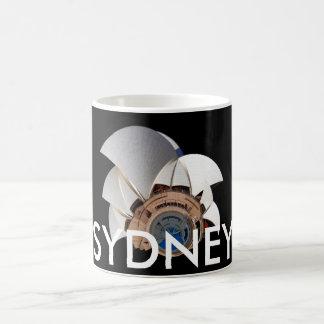 teatro de la ópera de Sydney Taza Básica Blanca