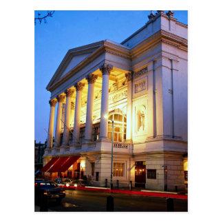 Teatro de la ópera real jardín de Covent Londres Postal