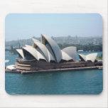 Teatro de la ópera, Sydney, Australia Alfombrillas De Raton