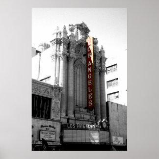 Teatro de Los Ángeles Impresiones