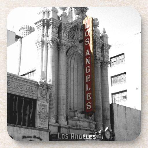 Teatro de Los Ángeles Posavasos De Bebidas