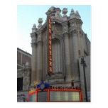 Teatro de Los Ángeles Tarjeta Postal