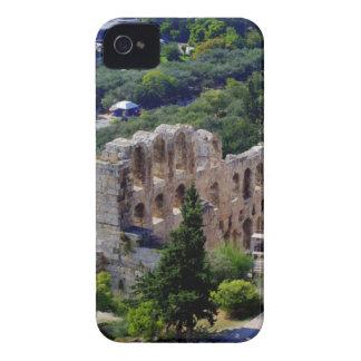 Teatro del Atticus de Herod - Atenas iPhone 4 Case-Mate Cárcasas