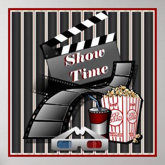 Teatro del cine de Showtime Póster
