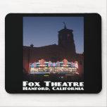 Teatro del Fox, Hanford Mousepad Alfombrillas De Ratones